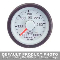 ISSPRO EV2 Rear Axle Temp Gauge R14511