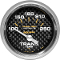 Auto Meter Carbon Fiber Ultra-Lite Transmission Gauge Kit