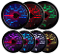 7 Color Gauges